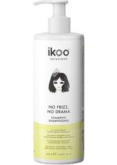 ikoo Infusions No Frizz, No Drama Shampoo 1000 ml
