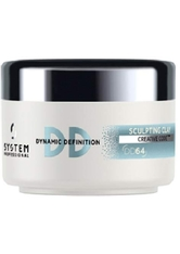 SYSTEM PROFESSIONAL - System Professional EnergyCode DD64 Sculpting Clay 50 ml - POMADE & WACHS