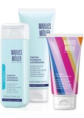 MARLIES MÖLLER - Marlies Möller Marine Moisture Set & Micelle Pre-Shampoo - SHAMPOO