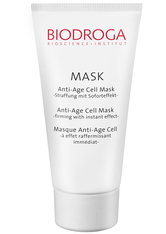 BIODROGA - Biodroga Gesichtspflege Mask Anti-Age Cell Mask 50 ml - CREMEMASKEN