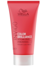 Wella Professionals Color Brilliance Vibrant Color Mask Fine/Normal Maske 30.0 ml