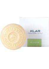 KLAR Seifenmanufaktur Badeseifen Lemongrassseife Palmölfrei 150 g