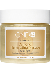 CND Handmaske Almond Illuminating Masque 377 g