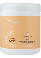 LOVE FOR HAIR - LOVE FOR HAIR Professional Angel Care Argan Therapy Maske 1000 ml - Haarmasken