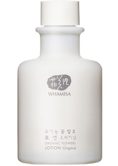 WHAMISA Produkte Organic Flowers Lotion Original KG 33.5ml Gesichtslotion 33.5 ml