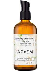 APOEM - APoEM Purify Geranium Serum 100 ml - Serum