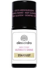 alessandro International Ultimate Shine Non Sticky mit Glitter Stardust 7,5 ml