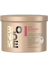 Schwarzkopf Professional BlondMe All Blondes Rich Mask 500 ml Haarmaske