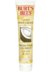 Burt's Bees Produkte Foot Cream - Coconut 120g Fußcreme 120.0 g