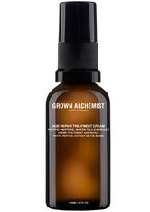 GROWN ALCHEMIST - Grown Alchemist Age Repair Treatment Cream Phyto Peptide White Tea 45 ml Gesichtsfluid - Tagespflege