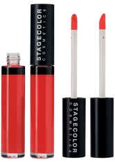 STAGECOLOR - Stagecolor Simplicity Lip Lacquer Lipgloss Polish Red - LIPGLOSS