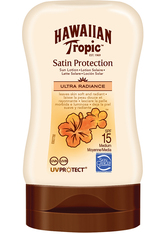 Hawaiian Tropic Satin Protection Sun Lotion SPF15 Travel Size 100ml