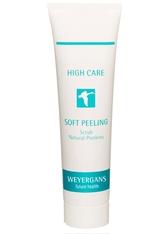 WEYERGANS - Weyergans Green Line High Care Soft Peeling 100 ml - PEELING