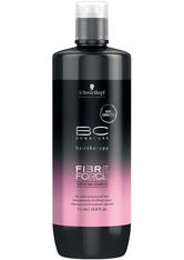 SCHWARZKOPF - Schwarzkopf Professional BC Bonacure Fibre Force Fortifying Shampoo 1000 ml - Shampoo