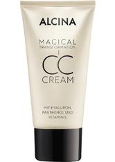 Alcina Produkte Magical Transformation CC Cream Getönte Tagespflege 50.0 ml