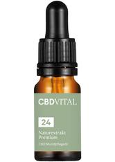 CBD VITAL Naturextrakt Premium 24% Mundziehöl 10 ml