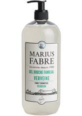 Marius Fabre Duschgel 1900 Verveine 1000 ml