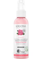 Logona Moinsture Lift Feuchtigkeitsspendendes Gesichtswasser Bio-Damaszener Rose Gesichtswasser 125.0 ml