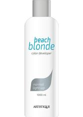 Artistique Beach Blonde Light Up Developer Normale Aufhellung, 1 Liter