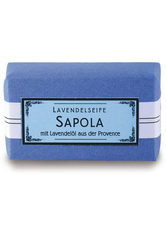 APOMANUM - Apomanum Sapola Seife 100 g - SEIFE