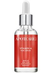 Apot.Care Pure Serum Vitamin A 30 ml Gesichtsserum