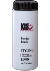 KIS - Kis Keratin Infusion System Produkte Kis Keratin Infusion System Produkte Powder Bomb Haarpflegeset 10.0 g - Haarpuder
