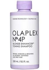 Olaplex Produkte Olaplex No. 4-P Blonde Enhancer Toning Shampoo 250ml Haarshampoo 250.0 ml