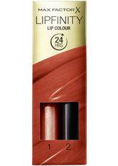 Max Factor Lipfinity  Liquid Lipstick 2.3 ml Nr. 140 - Charming