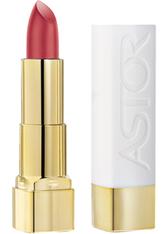 ASTOR - Astor Make-up Lippen Soft Sensation Color & Care Nude Lippenstift Nr. 603 Cinnamon Cashmere 4 g - Lippenstift