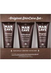 Aktion - Man Cave Original Skincare Set Gesichtspflege Gesichtspflegeset