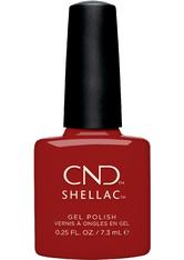CND Cocktail-Couture Shellac Bordeaux Babe 7,3 ml