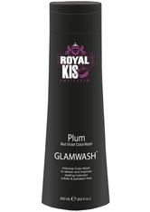 KIS Kappers Royal KIS GlamWash 250 ml plum Shampoo