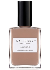 NAILBERRY - Nailberry Honesty 15 ml - Nagellack - NAGELLACK