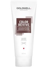 Goldwell Dualsenses Color Revive Conditioner Kühles Braun Belebt kühle, sinnliche Brünetttöne, 200 ml