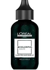 L'ORÉAL PARIS - L'Oreal Professionnel Haarfarben & Tönungen Colorful Hair Flash Pro Hair Make-up Hello Holo 60 ml - Haartönung