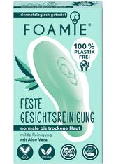 Foamie Feste Gesichtsreinigung Aloe You Vera Much 60 g Reinigungsschaum