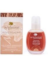 Arganiae Sonnenöl mit sehr hohem Schutz LSF 50+ auf Basis von Arganöl 100 ml