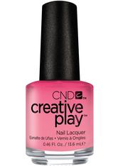 CND - CND Creative Play Oh Flamingo #404 13,5 ml - NAGELLACK