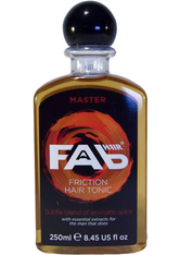 FAB HAIR - Fab Hair Friction Hair Tonic Master 250 ml - Haarparfum
