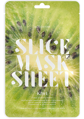 KOCOSTAR - Kocostar Slice Mask Sheet Kiwi - TUCHMASKEN