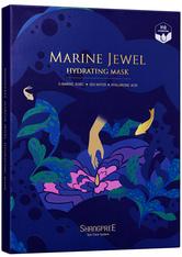 SHANGPREE Marine Jewel Hydrating Mask 30ml (5-teilig)