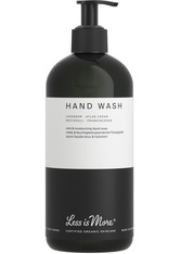 LESS IS MORE Hand Wash Lavender 500 ml