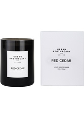 Urban Apothecary London Red Cedar Luxury Boxed Glass Duftkerze  300 g