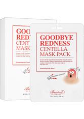 Benton Produkte BENTON Goodbye Redness Centella Mask Pack 10-er Set Maske 10.0 pieces