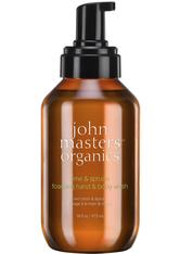 JOHN MASTERS ORGANICS - john masters organics Hand & Body Wash lime & spruce 473 ml - DUSCHEN & BADEN