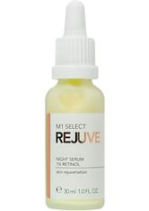 M1 SELECT Anti-Aging Rejuve Night Serum 30 ml