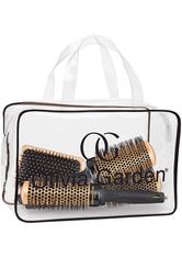 Olivia Garden Ceramic + Ion black/gold 4er Set