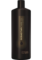 Sebastian Dark Oil Dark Oil Schwereloses Shampoo Haarshampoo 1000.0 ml