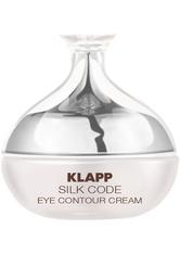 Klapp Silk Code Eye Contour Cream 20 ml Augencreme