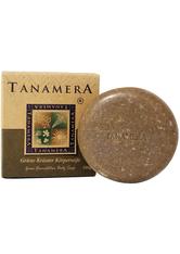 TANAMERA - Tanamera grüne Kräuter Körperseife 100 g - SEIFE